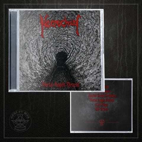 NECROCHAOS - Mortal Angels Descent CD