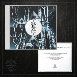 GRIEVING - Songs for the Weary CD