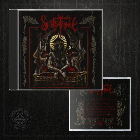 SERPENTRANCE - Akra Tapeinosis CD