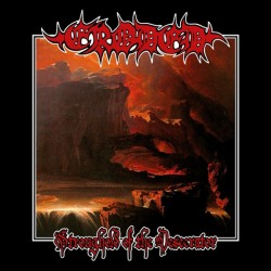 DEPRESSION / ERODED - Abgrund / Stronghold of the Desecrator