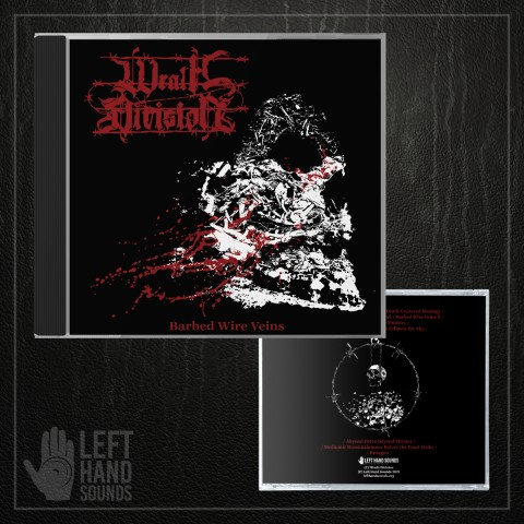 WRATH DIVISION - Barbed Wire Veins CD