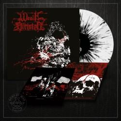 WRATH DIVISION - Barbed Wire Veins LP splatter