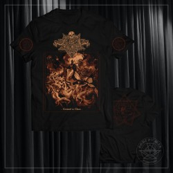 BLACK CEREMONIAL KULT - Crowned in Chaos TS