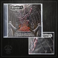 ETERITUS - Rotten Transition CD