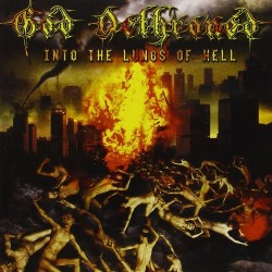 GOD DETHRONED - Into the Lungs of Hell LP