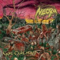 NECRO - Gore Ceremony CD