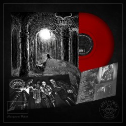 ANIMA DAMNATA - Nefarious Seed Grows to Bring Forth Supremacy of the Beast LP red