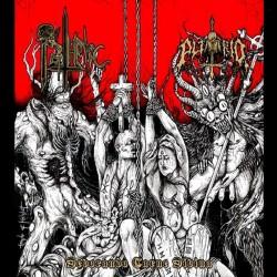 PATHETIC / PUTRID - Devorando Carne Divina LP