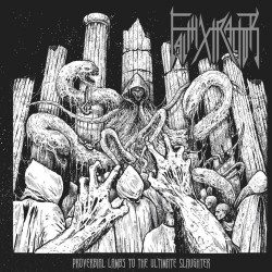 FAITHXTRACTOR - Proverbial Lambs To The Ultimate Slaughter LP