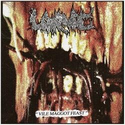 LARVAE - Vile Maggot Feast