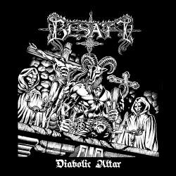 BESATT - Diabolic Altar (red)